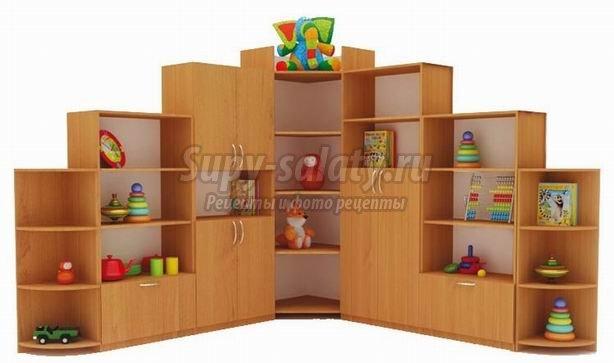 Обустройство детской комнаты, мебелью