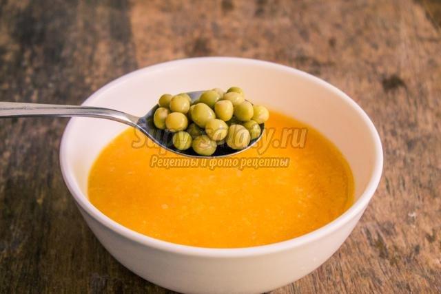 рецепт постный суп из цветной капусты