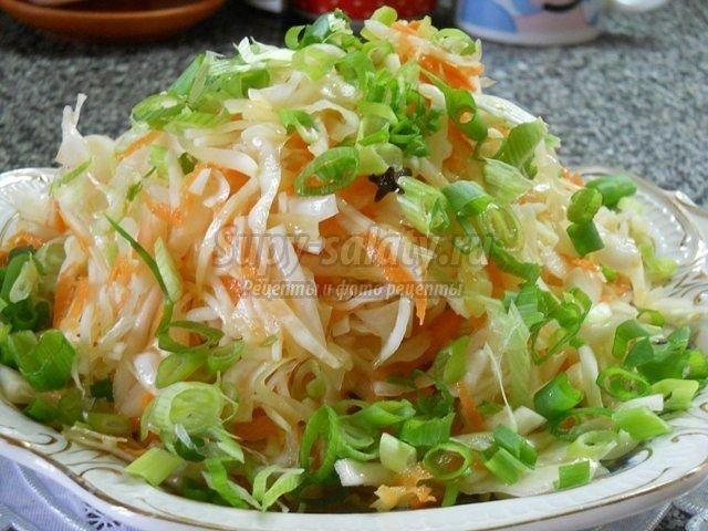 засолка капусты. популярные рецепты