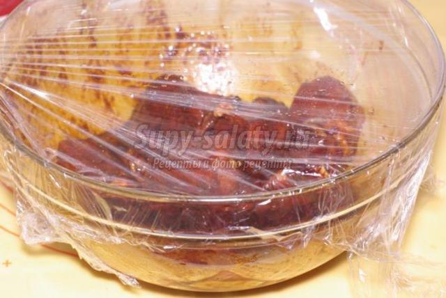 маринад для индейки в духовке рецепты с фото