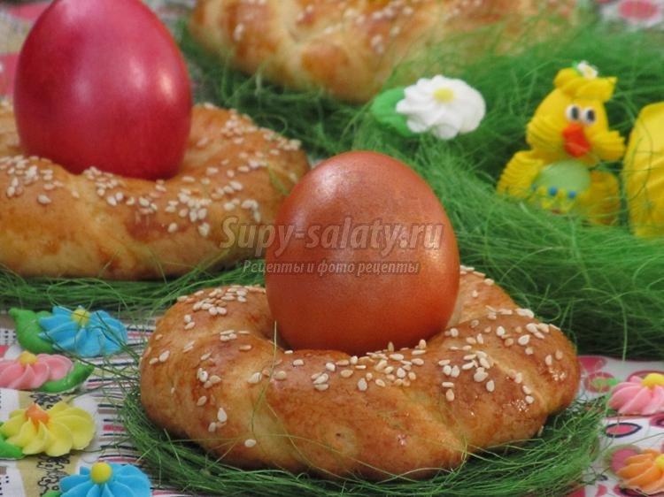 Выпечка на яйцах рецепт с пошагово