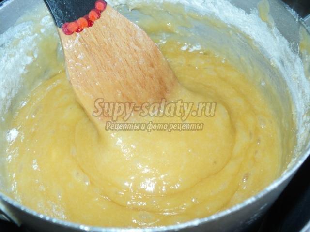 Сметанный крем рецепт пошагово