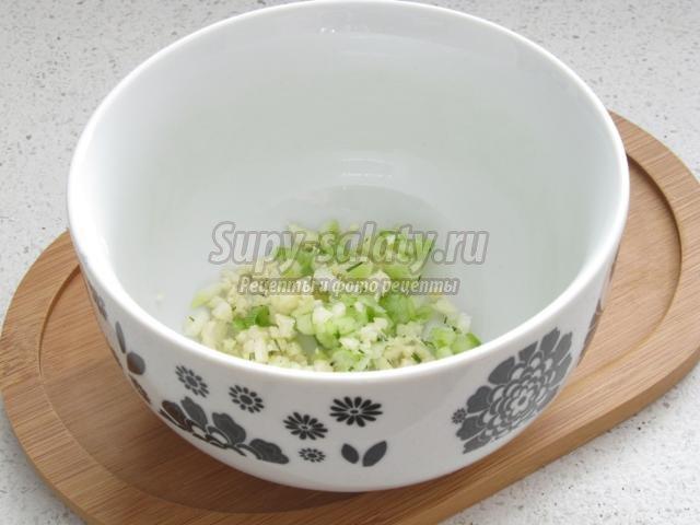 салат из двух видов фасоли. Витаминная бомба