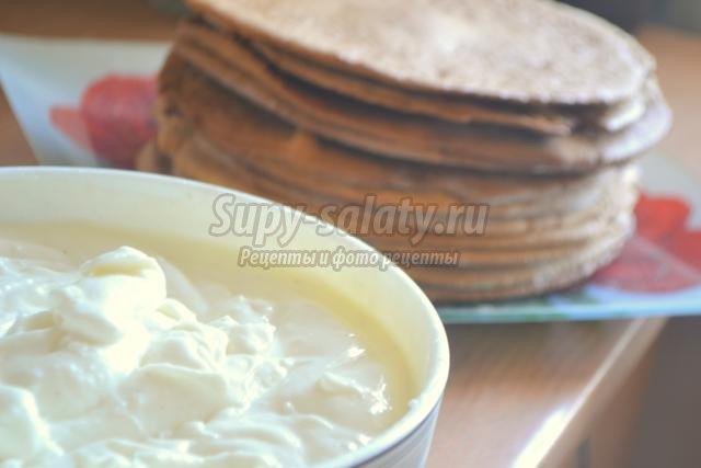 Рецепты кремов для медовика с пошагово