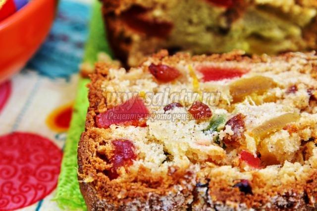дрезденский пасхальный хлеб