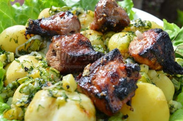 маринад для шашлыка из свинины. Лучшие рецепты