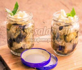 замороженные баклажаны на зиму рецепты приготовления с фото