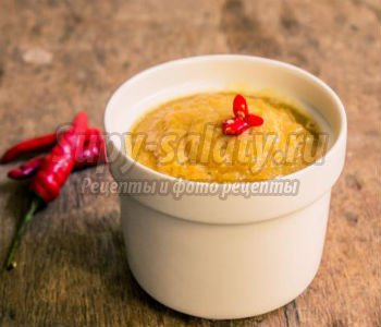 Суп с кабачковой икрой рецепт с пошагово
