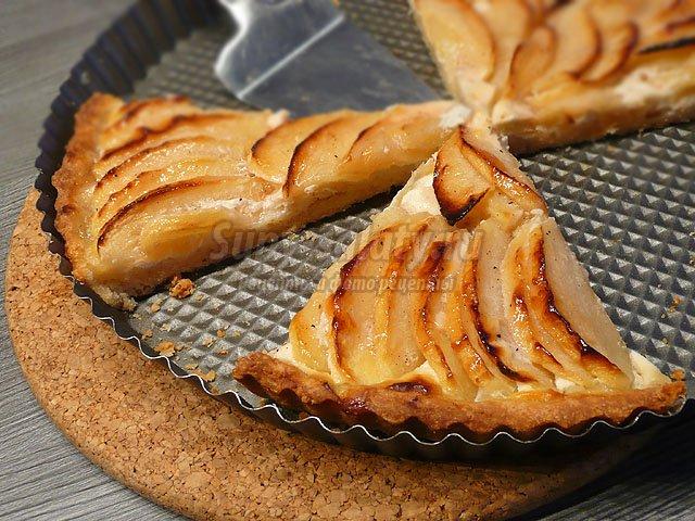 пирог с яблоками рецепт с фото пошагово в мультиварке