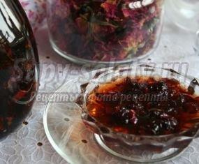 Варенье из чайной розы. Мастер класс.
