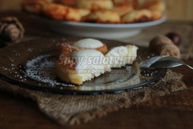 имбирно-коричные сырники