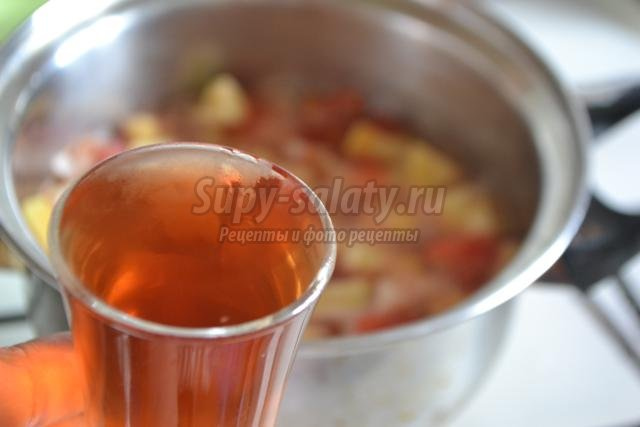 острый чатни из томатов на зиму