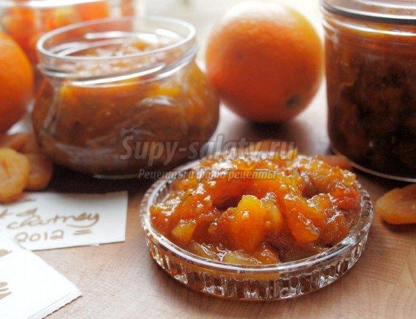 абрикосовое чатни