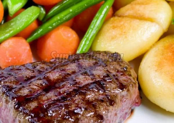 Правильно готовим мясо на гриле