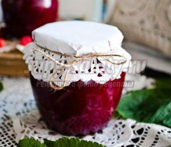 Малиновый джем. Пошаговые рецепты с фото