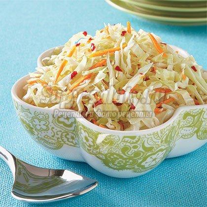 Очень простой салат «Освежающий»