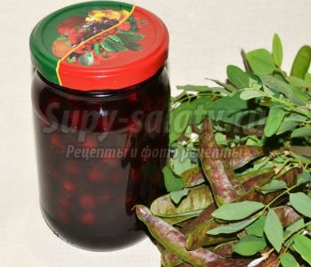 Варенье-желе из вишни. Рецепт с пошаговыми фото