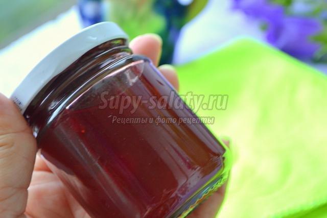 сироп из клубники с цитрусовой ноткой