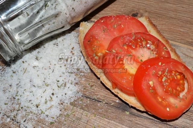 соль с чесноком и травами