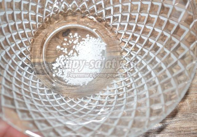 варенье из шелковицы без варки