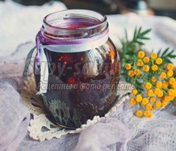 Варенье ассорти на зиму из малины, шелковицы и черники. Рецепт с пошаговыми фото