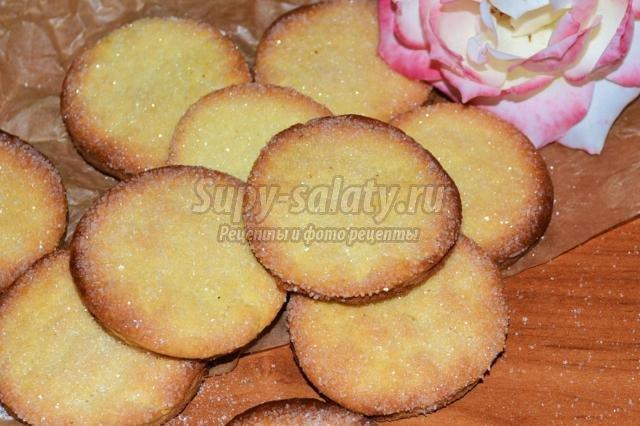 сахарное печенье к Новому году