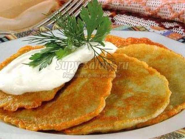 рецепты вкусных вторых блюд из картофеля #18