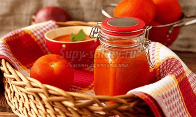 Приготовить кетчуп чили в домашних условиях