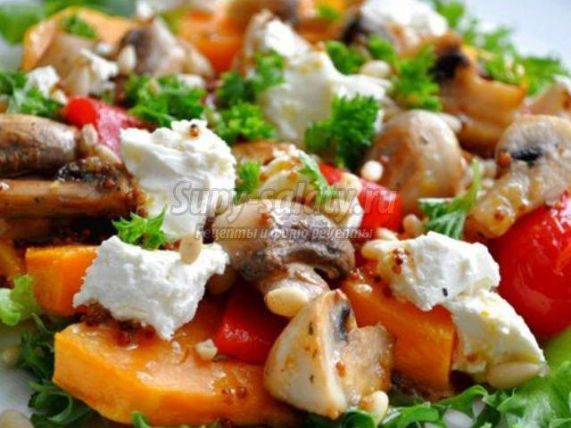 Мясные Raffaello с сыром, семечками и базиликом – кулинарный рецепт