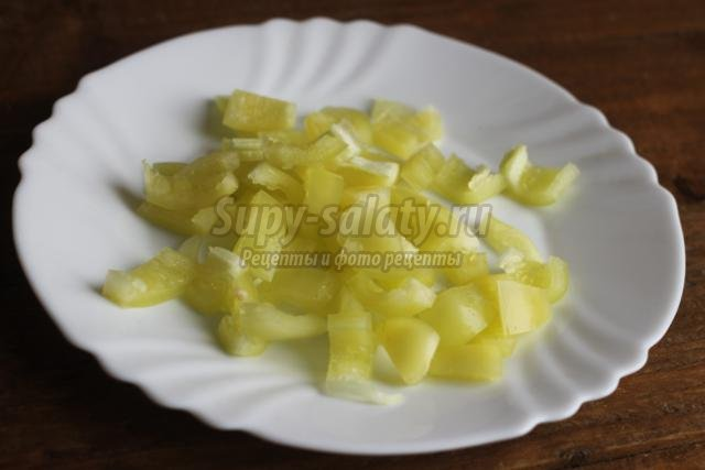 овощное ассорти с кабачками, баклажанами и картофелем