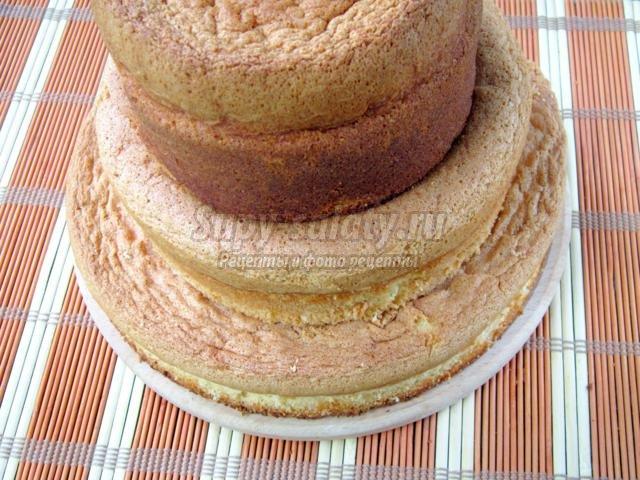 Торт невеста рецепт с фото