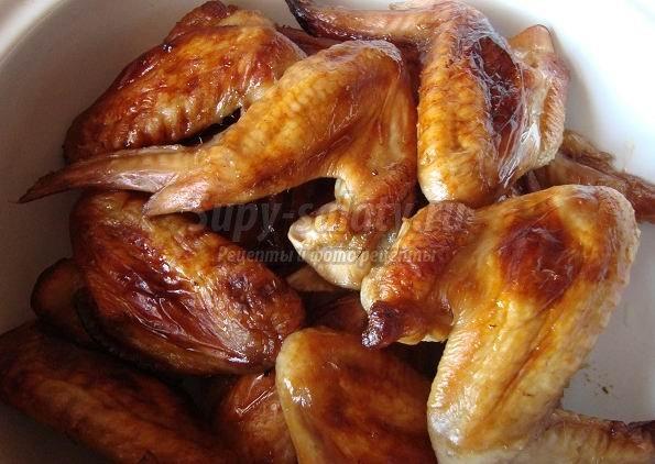 Куриные крылышки в мультиварке – вкусно и просто