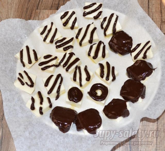 Птичье молоко конфеты простой рецепт пошагово