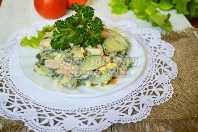 Салат из куриных сердечек 4 рецепта с пошаговыми фото
