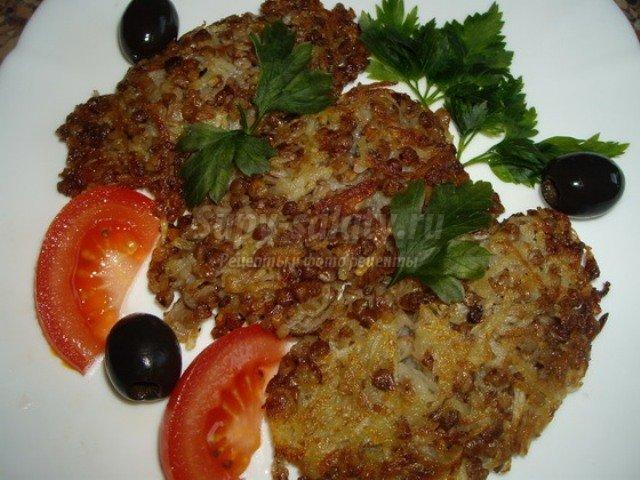 Каша гречневая популярные рецепты с фото