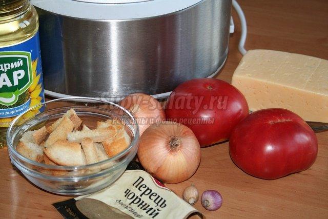 Помидоры, запеченные в духовке: пошаговый рецепт с фото.
