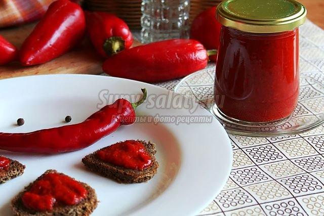 кетчуп на зиму пошаговый рецепт с фото