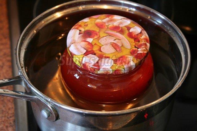 Помидоры в томате на зиму: рецепт с пошаговыми фото