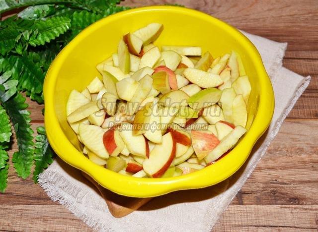 конфитюр из яблок с гвоздикой