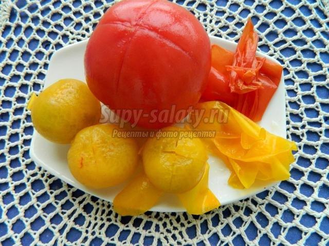 варенье из помидоров в мультиварке