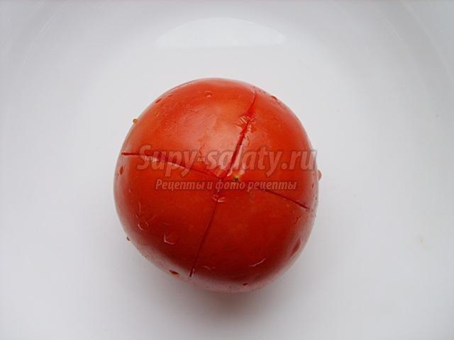 коктейль из помидоров. Девственная Мэри