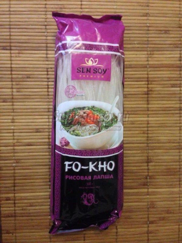 Рисовая лапша фотоы