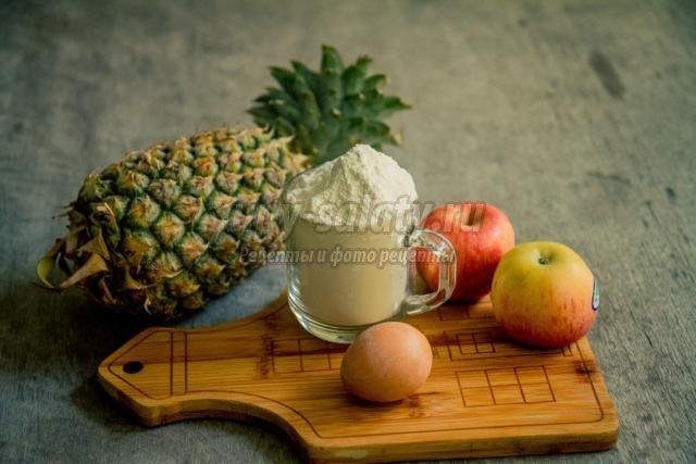 Как правильно и красиво порезать ананас