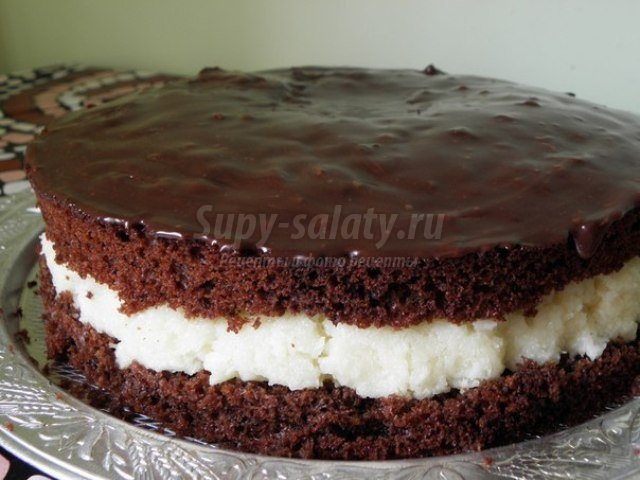 Торт баунти