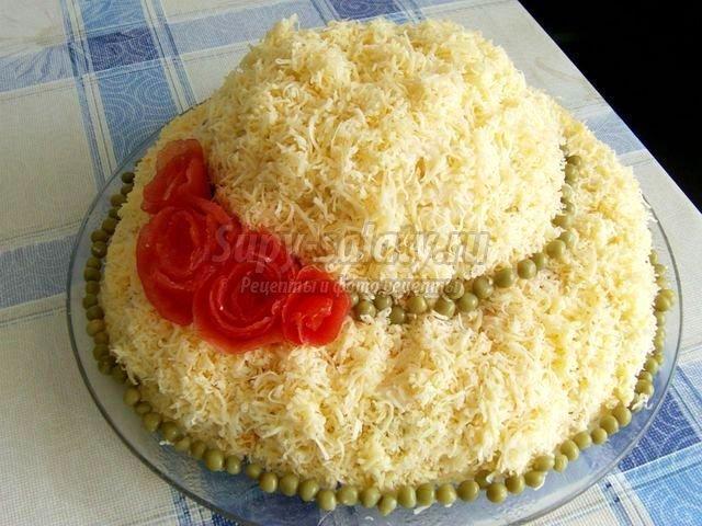 салат из печени трески: популярные рецепты с фото.