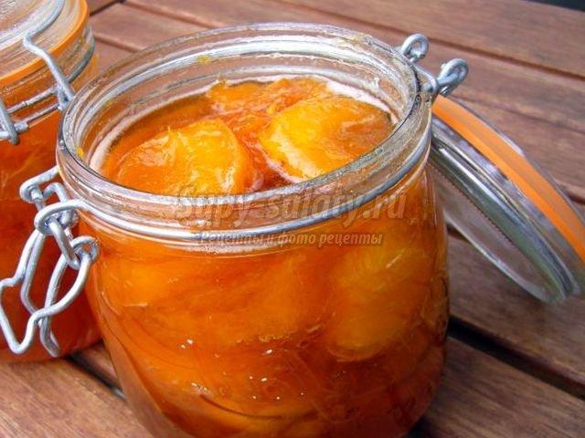 варенье из персиков: популярные рецепты с фото
