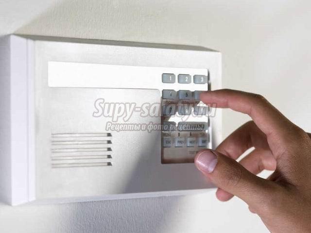 Обеспечиваем безопасность частного дома