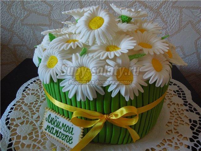 как сделать мастику для торта: лучшие рецепты с фото