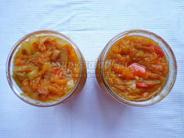 Заправка овощная для супов и борщей