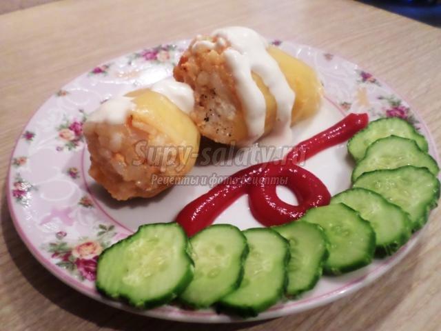 Перец фаршированный рецепт с рисом и фаршем в духовке с фото пошагово